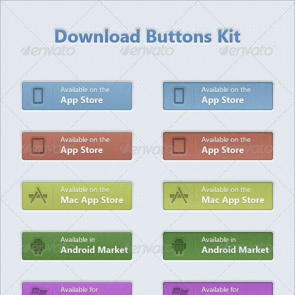 Download Buttons Kit