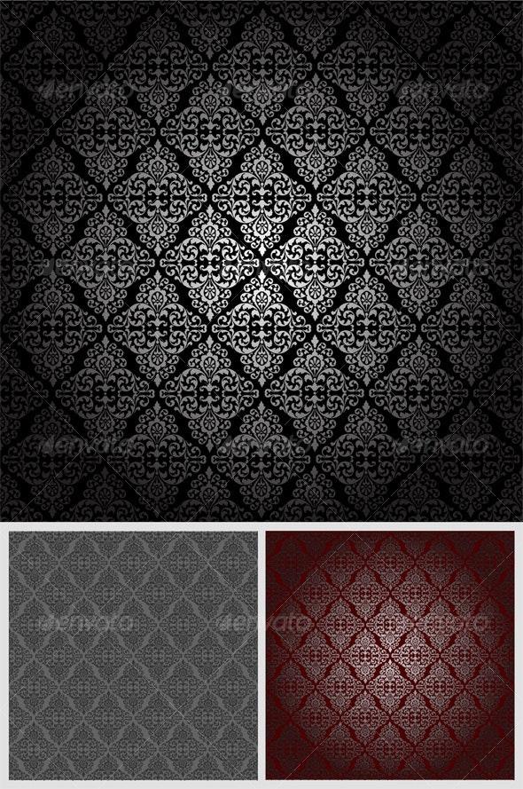 Ornate Pattern - Patterns Decorative