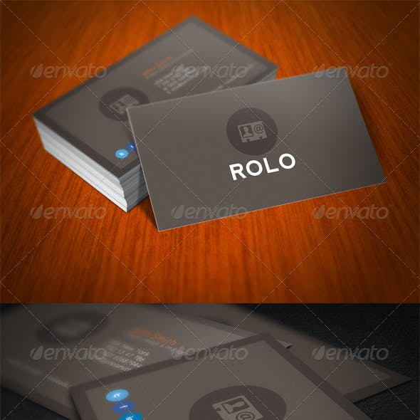 Business Cards   Clean & Modern