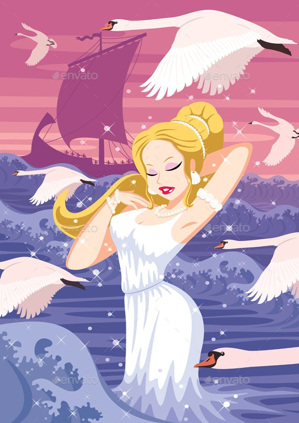 Aphrodite - People Characters