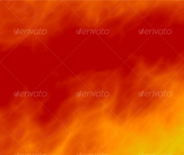 fire in the sky - Backgrounds Decorative
