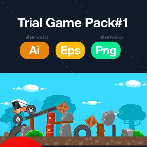 Trial Car Game Pack #1