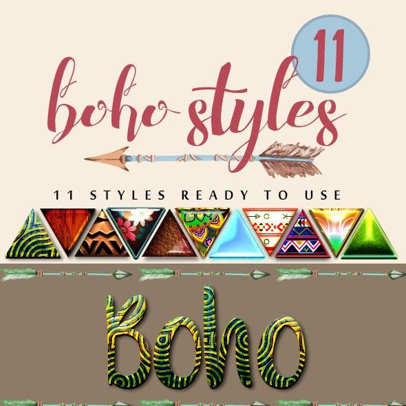 11 Boho Styles