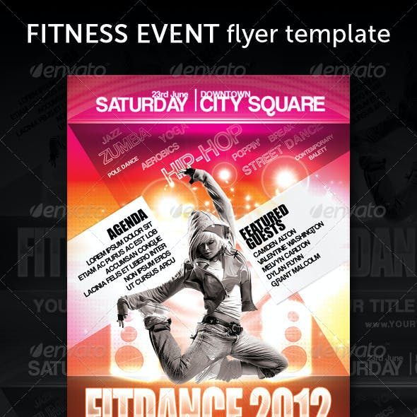 Multipurpose Fitness Flyer