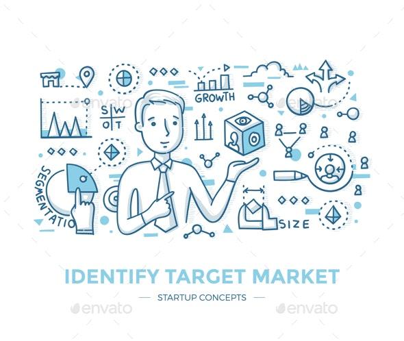 Identify Startup Target Market - Concepts Business