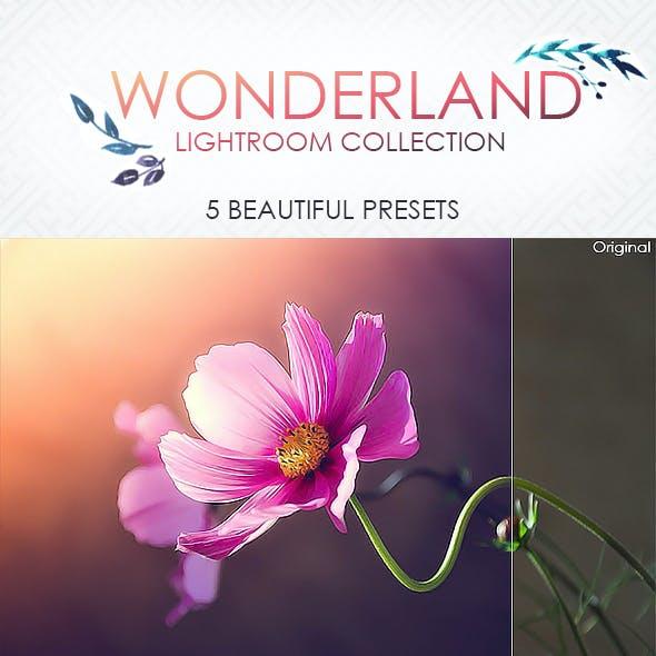Wonderland Lightroom Collection