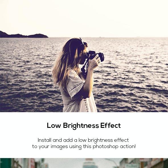 Low Brightness Effect