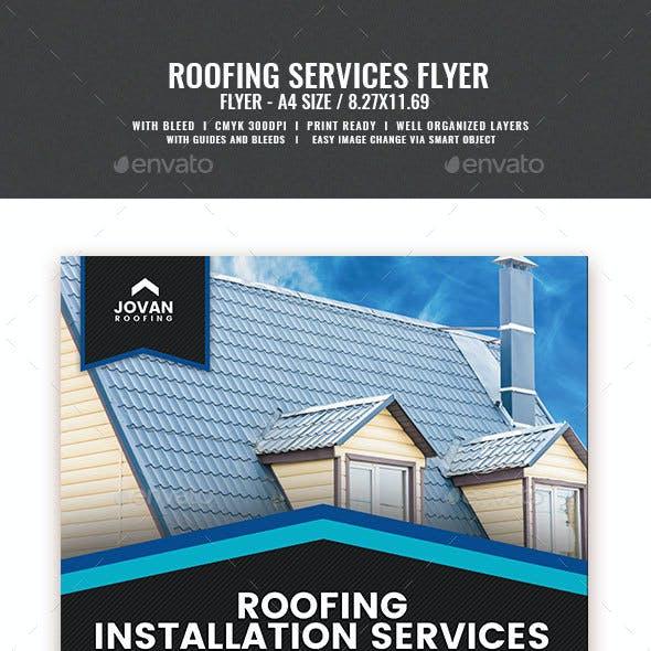 Roofing Services Flyer v2