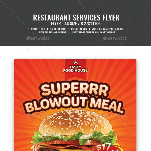 Fast Food Product Introduction