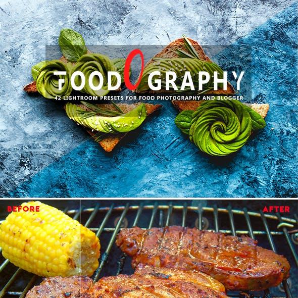 Foodography Lightroom Presets