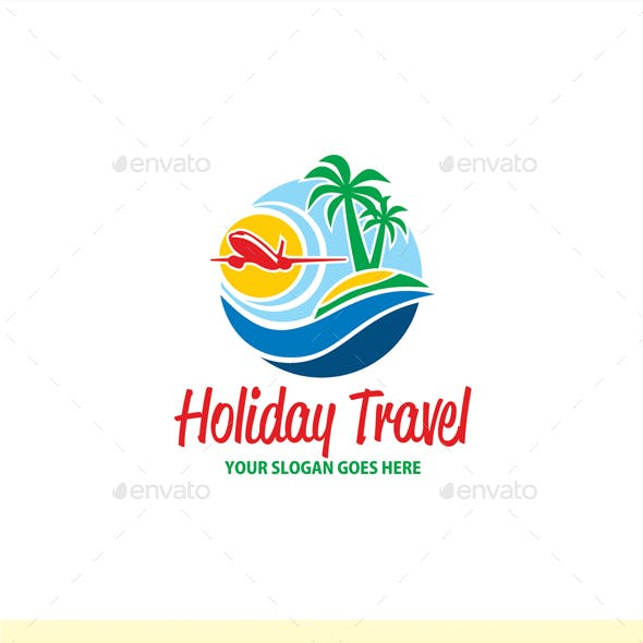 Holiday Travel Logo