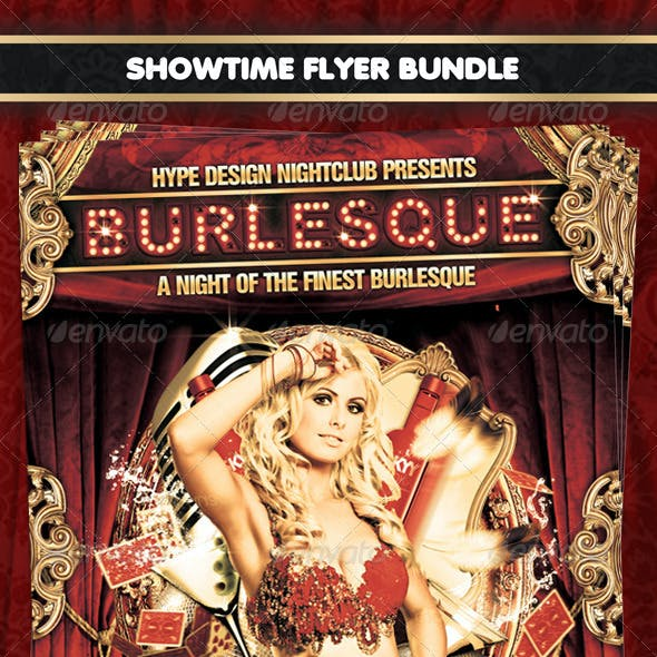 Showtime Flyer Bundle