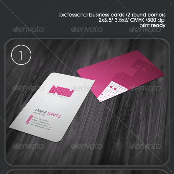Business Card Bundle 2