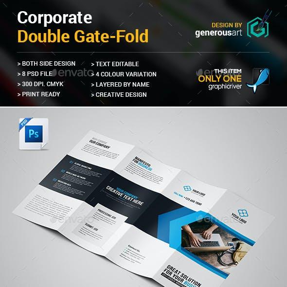 Double Gate-fold