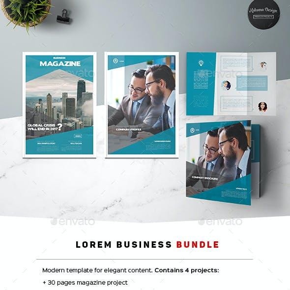Lorem Business Bundle
