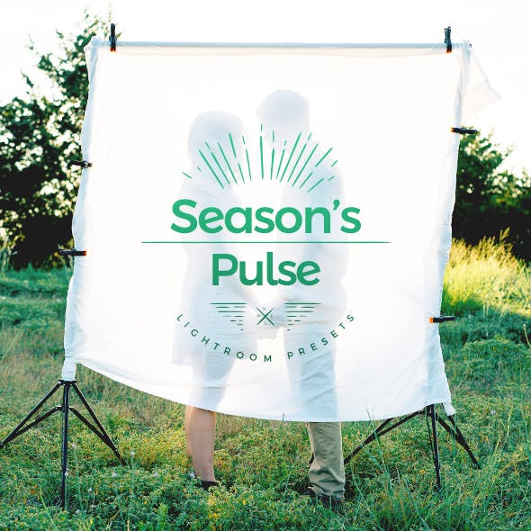 27 Season's Pulse Lightroom Presets