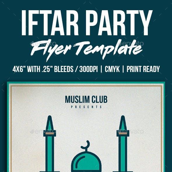Ramadan Iftar Party