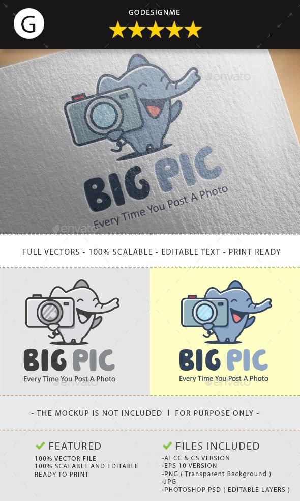 Big Picture Logo Design - Animals Logo Templates