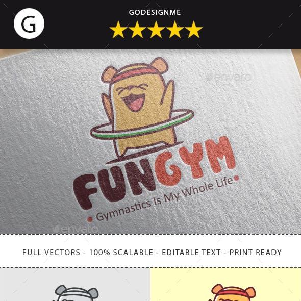 Fun Gym Logo Design