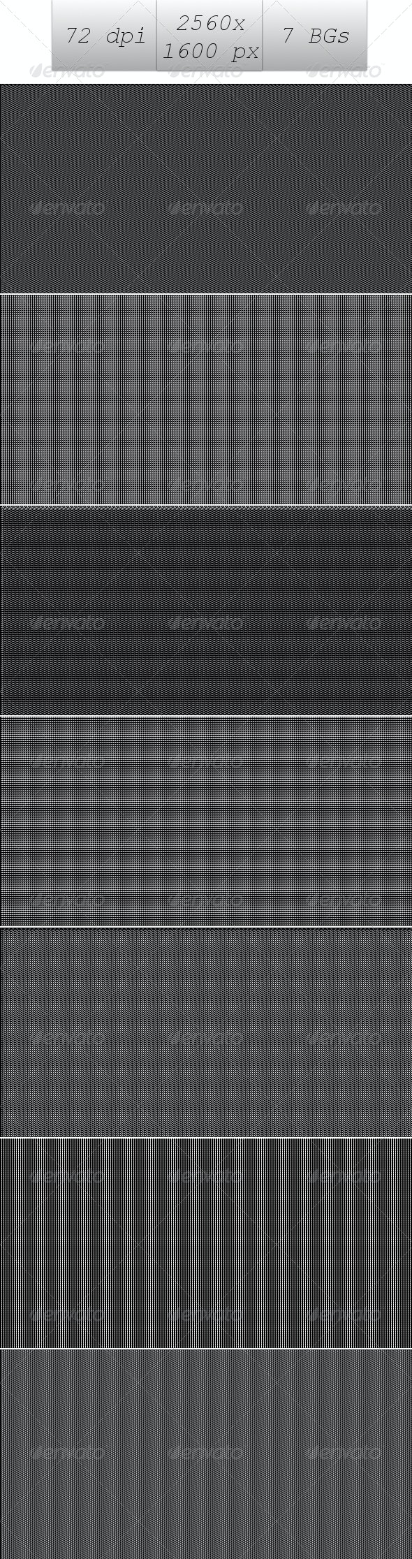 7 Dark Carbon Backgrounds  - Backgrounds Graphics