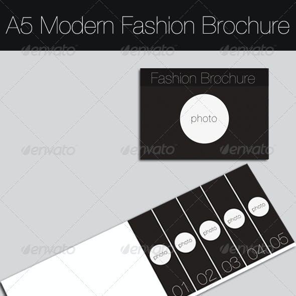 Modern Fashion Brochure