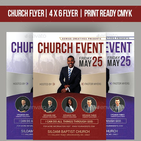 Church Event V3