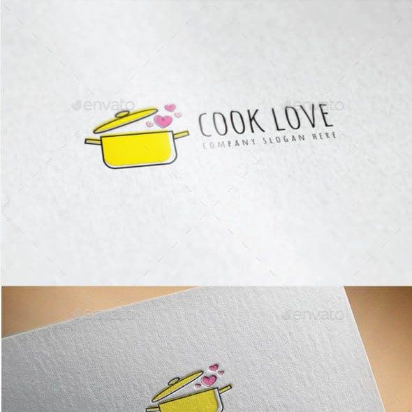 Cook Love Logo