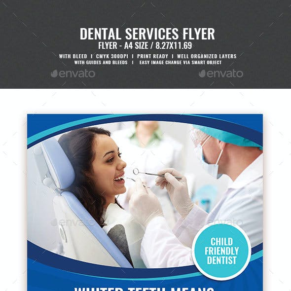 Dental and Dentistry Services