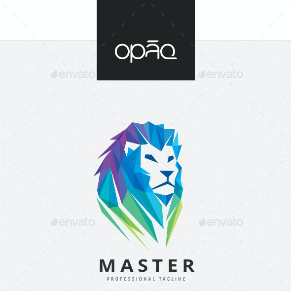 Master Royal Lion Logo