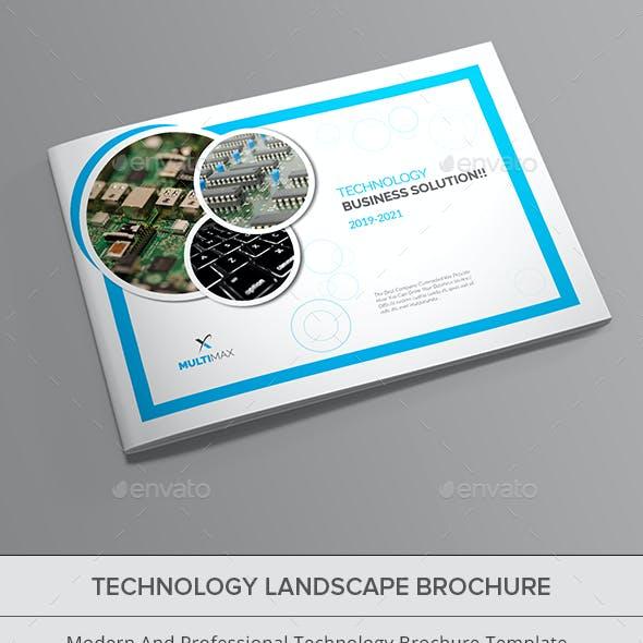 Technology Brochure Catalog