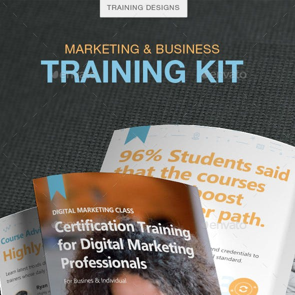 Marketing and  Business Training Kit