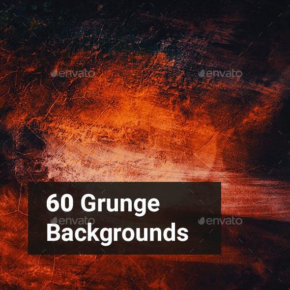 60 Grunge Backgrounds