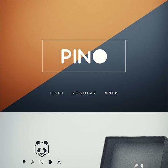 Pino font
