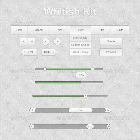Whitish Kit