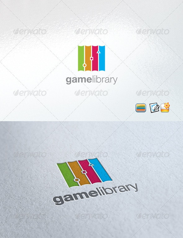 Game Library - Vector Abstract