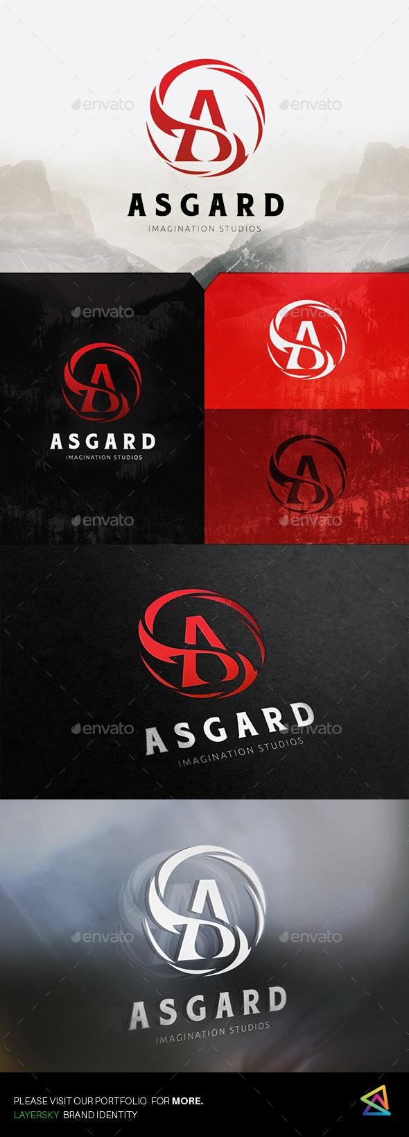 Asgard Logo - Letters Logo Templates