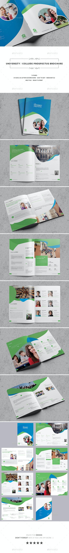 University / College Prospectus - Corporate Brochures