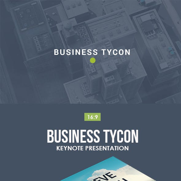 Business Tycon Keynote Template