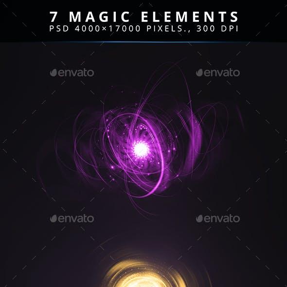 7 Magic Elements