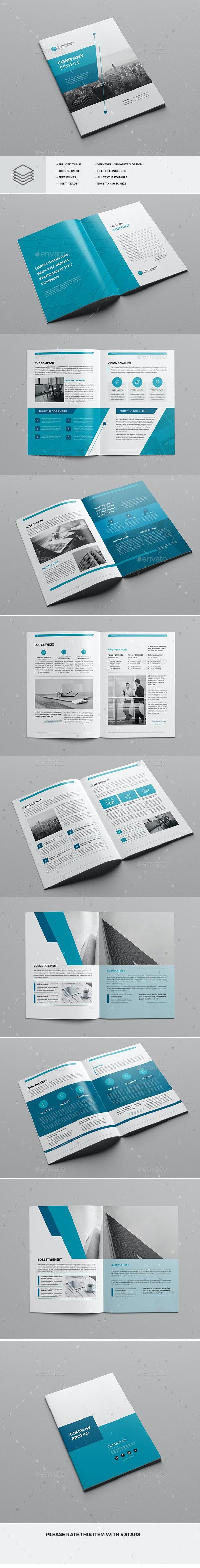 Corporate Business Brochure 01 - Corporate Brochures