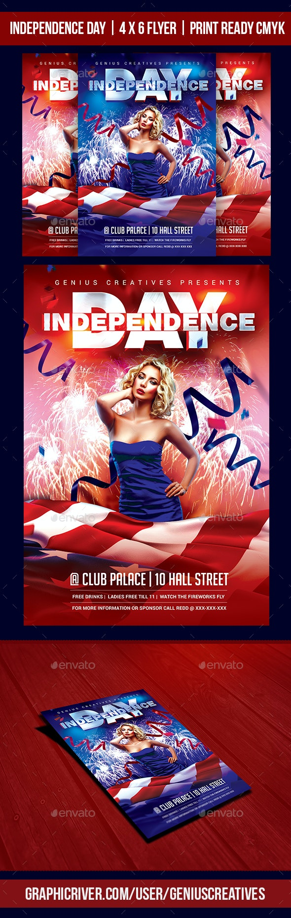 Independence Day / 4th of July