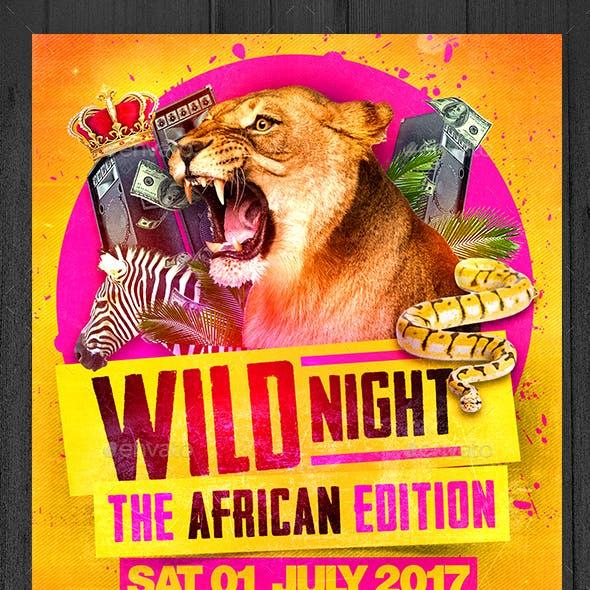 Wild Night Flyer