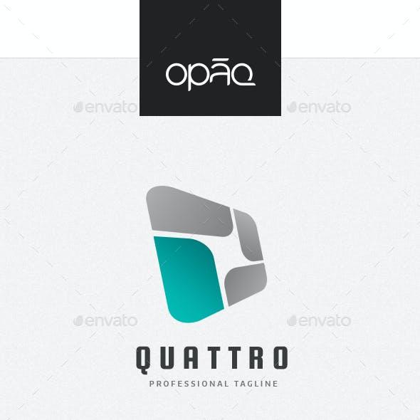 Four Squares Synergy Logo