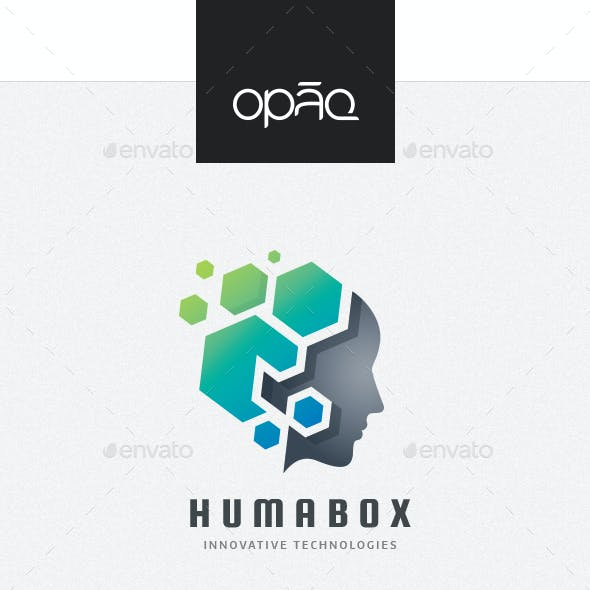 Virtual Human Box Builder Logo