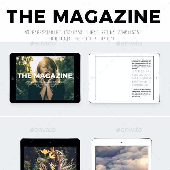 Ipad&Tablet The Magazine