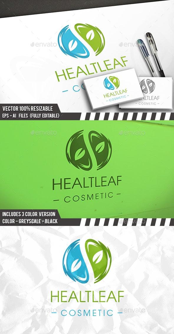 Zen Leafs S Letter Logo By Bosstwinsart Graphicriver