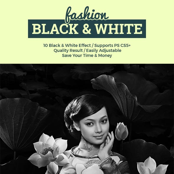 Fashion Black & White