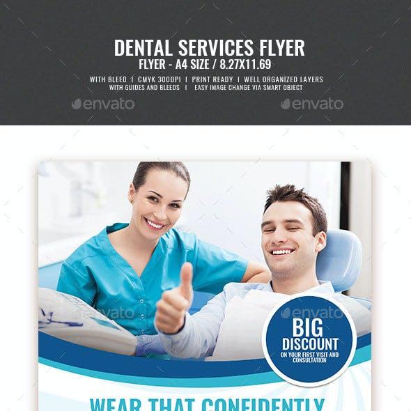 Dental Services Flyer v2