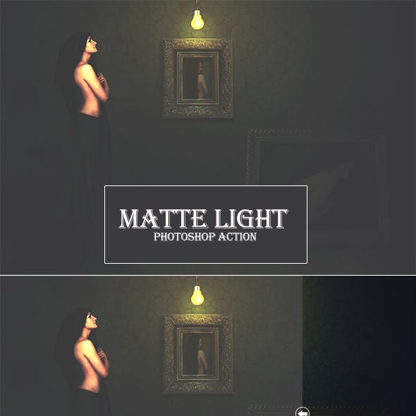 Real Matte Light Ps Action