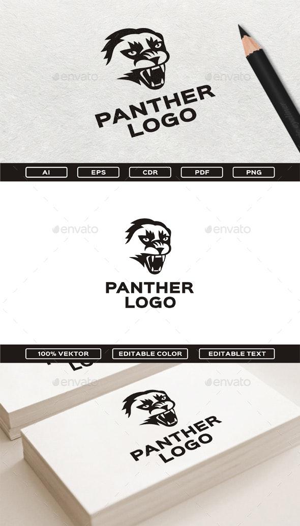 Panther Logo - Animals Logo Templates